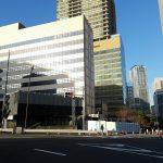日本のアメリカ大使館にてビザ面接