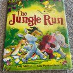 The Jungle Run – 韻を踏む音が楽しい絵本